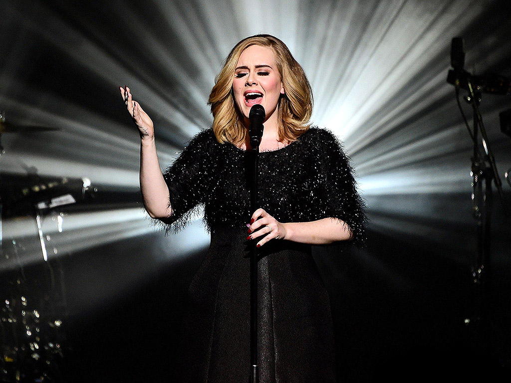 Adele's New Album Released On Friday : People.com