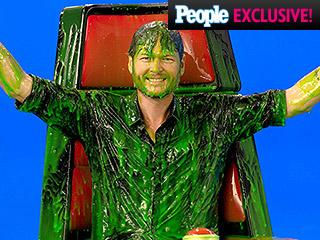 Blake Shelton on Hosting the Kids' Choice Awards: Bring on the Madness!