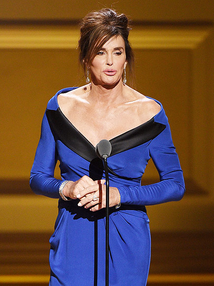 5 Things We Learned from Caitlyn Jenner's Glamour Women of the Year Acceptance Speech| Caitlyn Jenner, Kylie Jenner, Laverne Cox