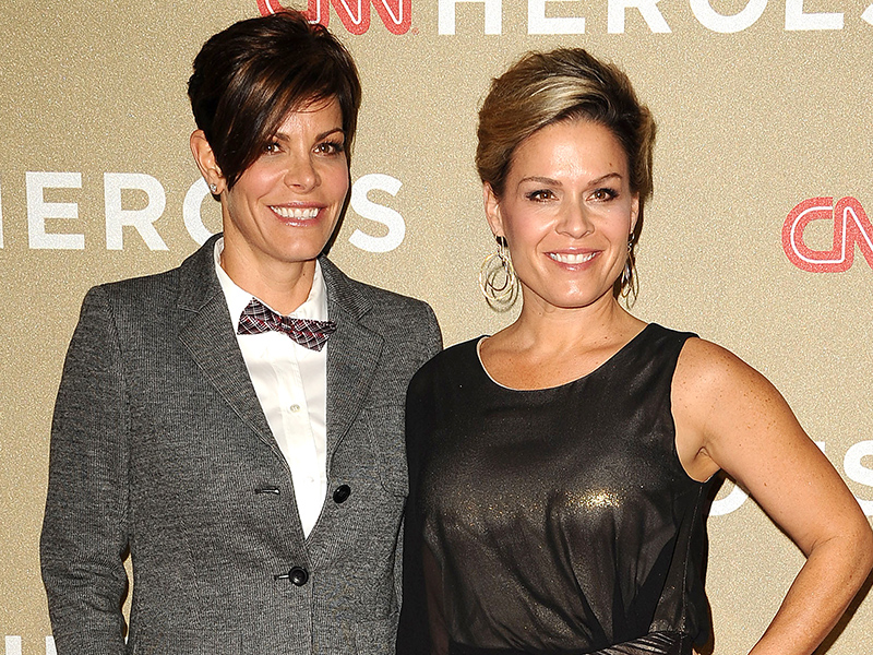 Cat Cora and Wife Jennifer Are Divorcing After 17 Years Together