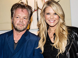 Christie Brinkley Shuts Down Questions About Marrying John Mellencamp: 'I Don't Want to Jinx It'