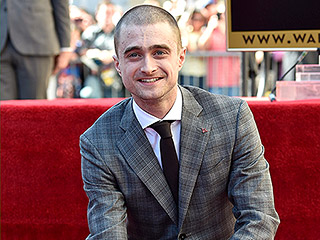 Daniel Radcliffe Gets a Star on the Hollywood Walk of Fame – and Reveals Which Costume He'll Wear to See The Force Awakens