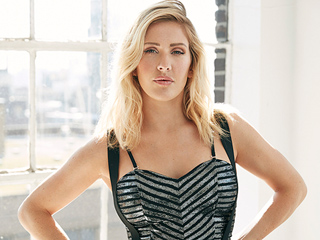 Ellie Goulding: 'I Never Tried to Be Skinny. It's Not My Thing'