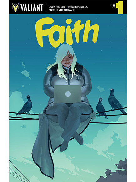 Meet Faith, the Plus-Size Superhero We Can All Admire| Comic Books/Graphic Novels, Bodywatch