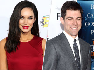 Megan Fox Is So Funny on New Girl That 'It's Hard to Keep a Straight Face,' Max Greenfield Says