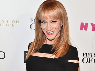 Kathy Griffin Sounds Off on Donald Trump, Dating Younger Guys and the Wage Gap While on Her 80-City Stand-Up Tour