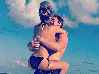 Beach Babes: Kim Zolciak Celebrates Anniversary with 'Incredible' Husband Kroy Biermann