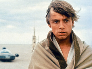 FROM EW: J.J. Abrams and Mark Hamill Address the Disappearance of Luke Skywalker