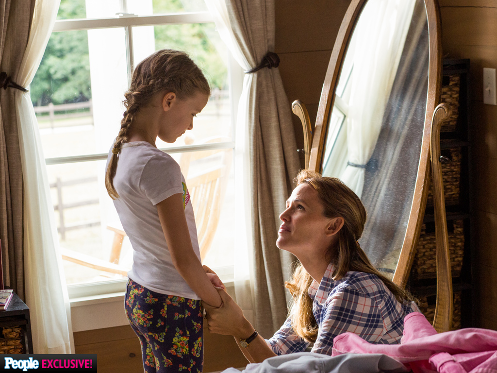 VIDEO: Jennifer Garner Gets Emotional in First Trailer for Miracles from Heaven| Movie News, Jennifer Garner, Joe Roth