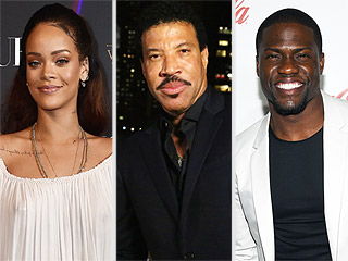 Rihanna Teaming Up with Lionel Richie and Kevin Hart for her Diamond Ball Charity Benefit