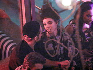Robert Pattinson and FKA Twigs Enjoy a Date Night in London: 'They Looked Very Much in Love,' Says Source
