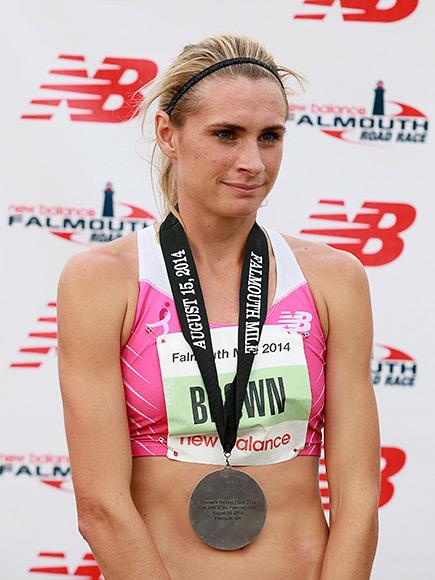 Sarah Brown olympian