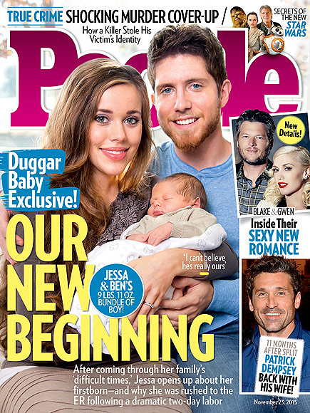 Jessa (Duggar) Seewald Explains Why She and Ben Still Haven't Chosen a Name for Their Son: 'A Lot of Thought Is Going into It'| Babies, TV News, Ben Seewald, Jessa Duggar