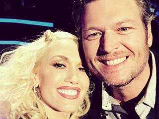 Blake Shelton and Gwen Stefani Were Definitely Flirting on The Voice Last Night