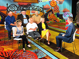 VIDEO: A World of Pure Imagination, Re-Visted: The Cast of 1971's Willy Wonka & the Chocolate Factory Reunited