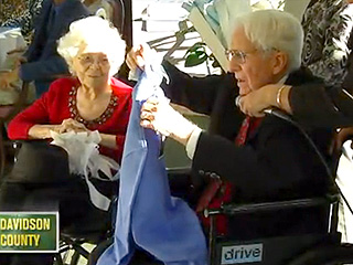 Tennessee Couple Married for More Than 70 Years Celebrates a Huge Milestone – Their 100th Birthdays!