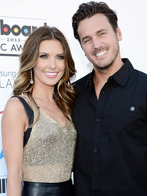 Audrina Patridge Pregnant Expecting First Child Corey Bohan