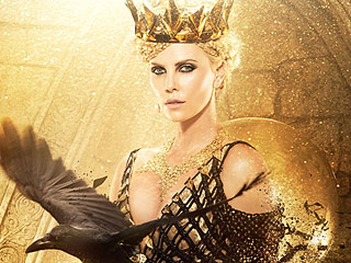 FROM EW: See Charlize Theron, Jessica Chastain in New The Huntsman: Winter's War Character Posters