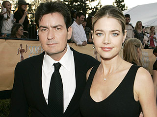 VIDEO: Denise Richards Knew Charlie Sheen Was HIV-Positive: Source
