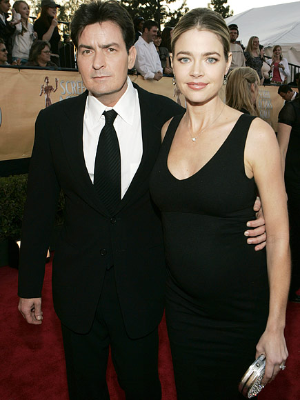 Denise Richards Knew Charlie Sheen Was HIV-Positive: Source| HIV/AIDS, Health, TV News, Charlie Sheen, Denise Richards
