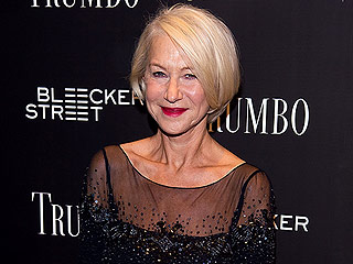 Helen Mirren Says a Former Lover Comparing Her to This Van Gogh Painting Is the Most Beautiful Compliment She's Received