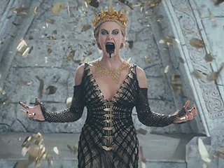 FROM EW: Charlize Theron and Emily Blunt Amass an Army of Darkness in The Huntsman: Winter's War Trailer