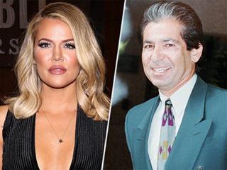 VIDEO: Is Khloé Kardashian's Home Filled with Her Dad's Spirit?