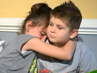 8-Year-Old Boy Who Found 'True Love' While Facing Terminal Cancer Dies 'Surrounded by Love,' His Mom Says