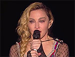 VIDEO: Madonna Sparks Backlash in China After Wearing Taiwanese Flag in Concert Amid Custody Battle