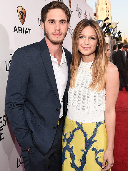 Melissa Benoist on Working with Husband Blake Jenner on Supergirl: 'He's My Favorite Scene Partner, Always'| Couples, Glee, Supergirl, TV News