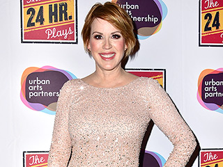 Molly Ringwald: My 40s Are 'This Really Interesting Second Act'