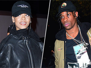 Inside Rihanna and Travis Scott's 'Steamy' Post-Show Date Night