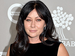 Shannen Doherty Makes First Red Carpet Appearance Since Announcing She Has Breast Cancer