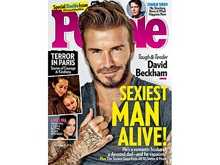 VIDEO: Loving the Sexiest Man Alive – Victoria Beckham Reveals Why She Fell for David