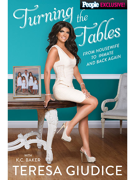 Exclusive Book Excerpt: Teresa Giudice Describes the Excruciating Moment She Had to Leave Her Children to Report to Prison| Crime & Courts, The Real Housewives Of New Jersey, Books, TV News, Teresa Giudice