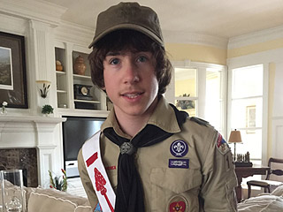 Inspired by Twin Brother with Autism, 14-Year-Old Boy Scout Builds 'Sensory Room' at North Carolina Middle School