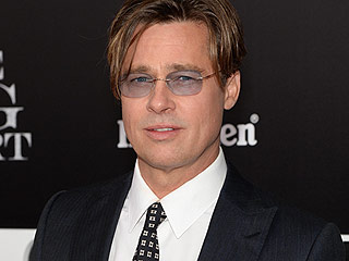 Brad Pitt Says He's 'Angry' at the Finance Industry After Filming The Big Short