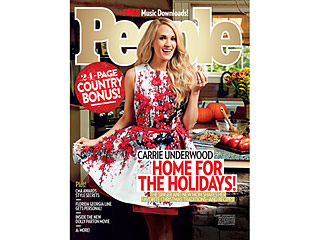 Carrie Underwood Reveals Where She Likes to Leave a 'Ginormous Tip' on Christmas Morning