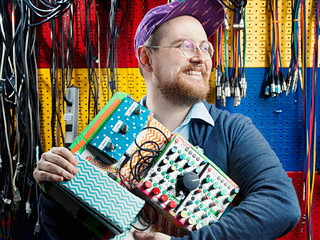Dan Deacon on Touring with Miley Cyrus: She's Surprisingly 'Down to Earth'