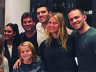 Exes Gwyneth Paltrow and Chris Martin Spend Thanksgiving Together with Their Kids