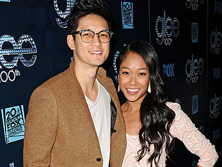 Glee Star Harry Shum Jr. Marries Shelby Rabara