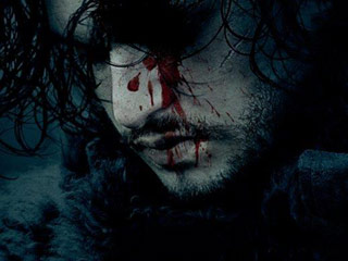 The 6 Stages of Seeing the New Jon Snow Game of Thrones Poster, as Told by Twitter