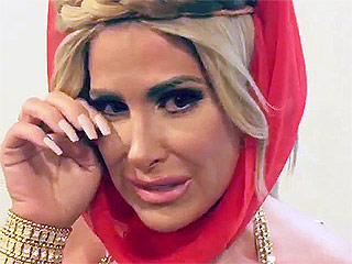 Kim Zolciak Breaks Down in Tears Off Camera After Making Her Return to DWTS Post-Stroke