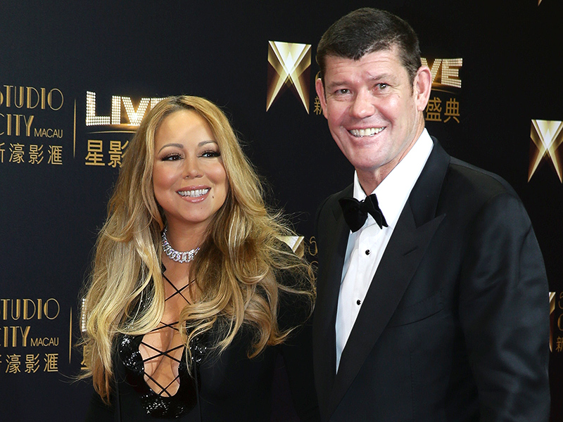 Mariah Carey Reveals How She First Met Billionaire Boyfriend James Packer