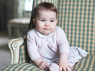 Princess Charlotte Beats Her Mom, Her Great-Grandma and Her Big Brother for the Title of Tatler's Most Influential