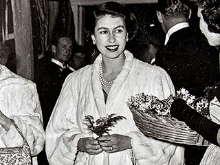 See Queen Elizabeth Enjoying Life on Malta in Early Years of Marriage