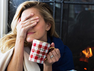 Reese Witherspoon's Thanksgiving 'Food Coma' Is Way Too Cute