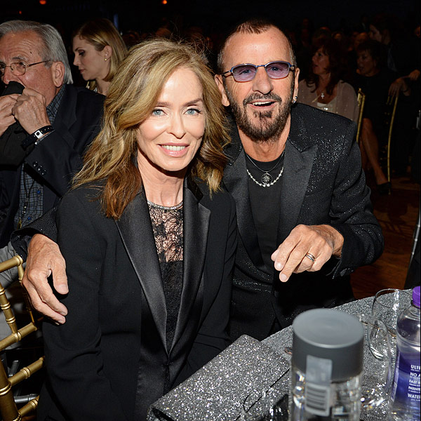 Ringo Starr Reflects on Marriage with Barbara Bach: 'Blessed We're Together'