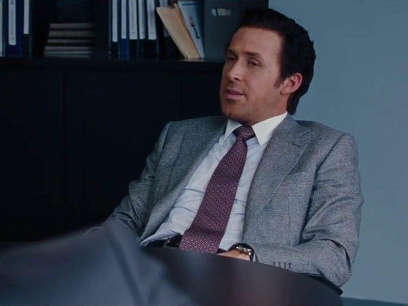 Ryan Gosling Looked Like a 'Creep Show' in The Big Short, says Steve ...