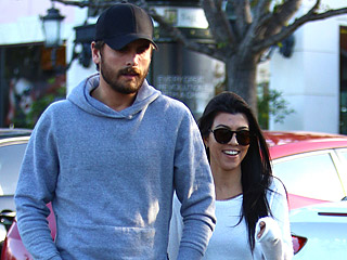 VIDEO: Kourtney Kardashian and Scott Disick Spend Quality Family Time at Home with Kids